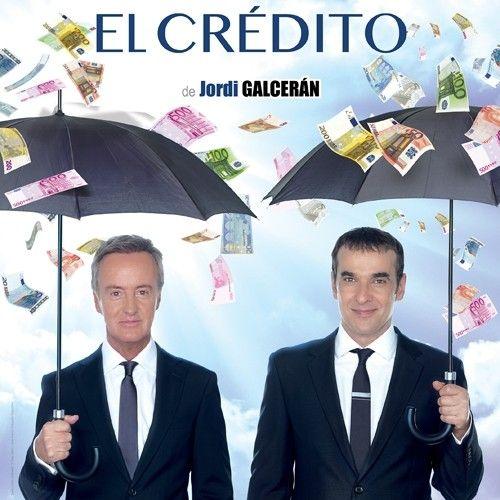 Luís merlo vuelve al teatro con 'el crédito'