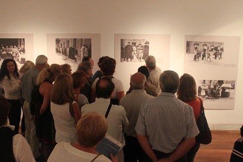 Las consecuencias de la guerra civil en Sevilla en la exposición 'el golpe'