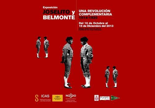 Exposición joselito y belmonte. una revolución complementaria´