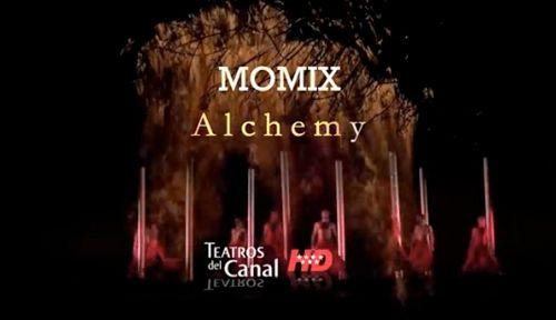 El espectáculo de danza 'alchemy' llega a Madrid