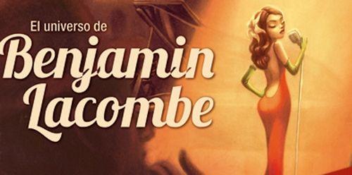 Benjamin lacombe. tour españa 2013
