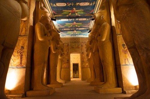 La exposición 'templo abu simbel. el tesoro de los faraones' llega a Sevilla