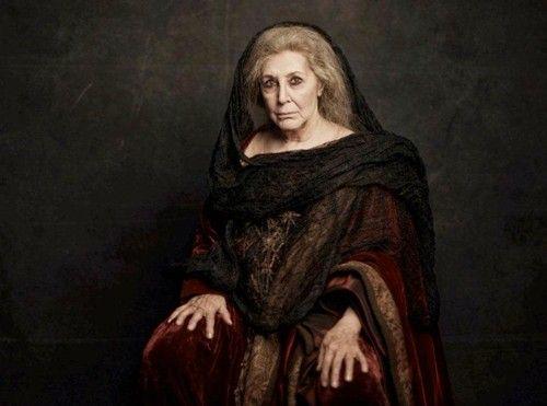 Concha velasco se convierte en hécuba en el teatro español de Madrid