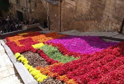 59º edición de 'Temps de flors' en gerona
