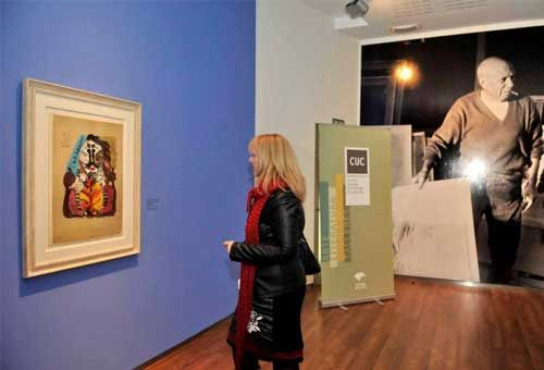 Picasso, ceramista y grabador