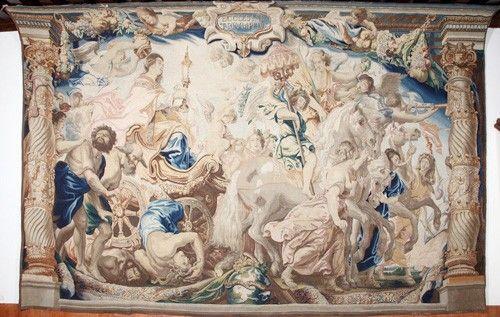 El museo del prado acoge la obra 'rubens. el triunfo de la eucaristía'