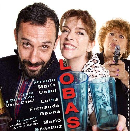 María casal protagoniza ´lobas´ en Madrid