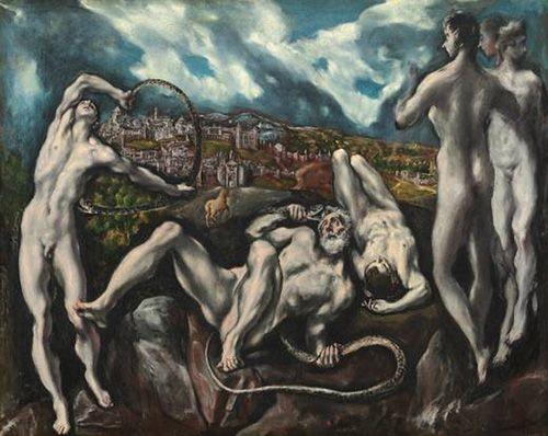 El museo del Prado de Madrid coge la exposición 'el greco y la pintura moderna'