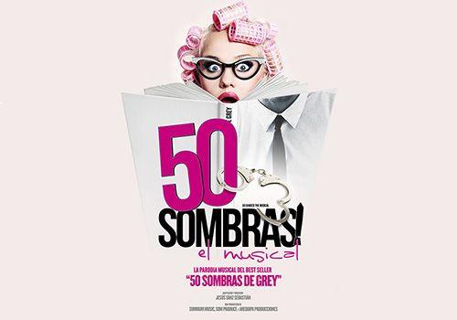 50 sombras! el musical se estrena en Madrid