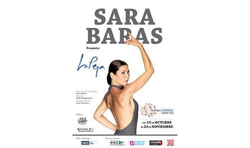 Sara Baras presenta en Madrid su nuevo espectáculo 'La Pepa'