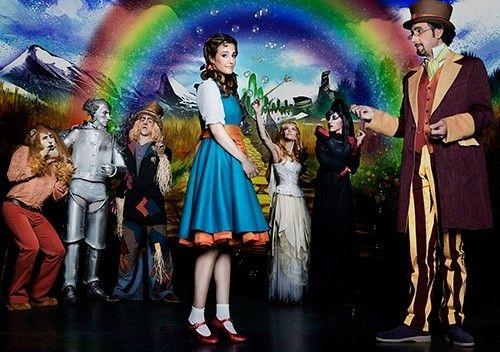 EL Musical de 'El Mago de Oz' llega a Madrid