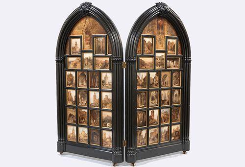 Vistas monumentales de ciudades españolas en el Museo del Prado