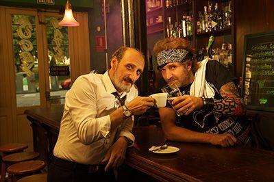 José Luis Gil protagoniza 'El gran favor' en Barcelona
