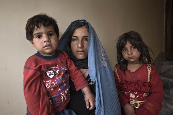 Exposición gratuita 'Mujeres. Afganistán' en Barcelona