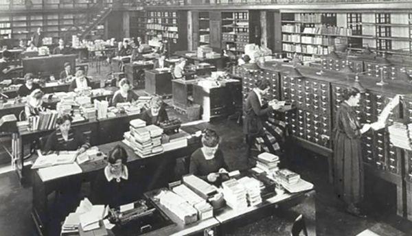 Exposición 'Biblioteca' en Barcelona