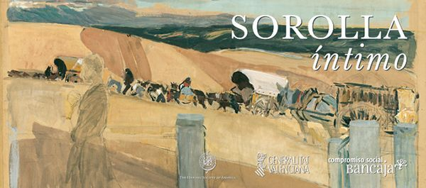 'Sorolla íntimo. Bocetos de Visión de España'