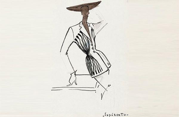 Exposición 'Los años 50. La moda en Francia 1947-1957' en Bilbao