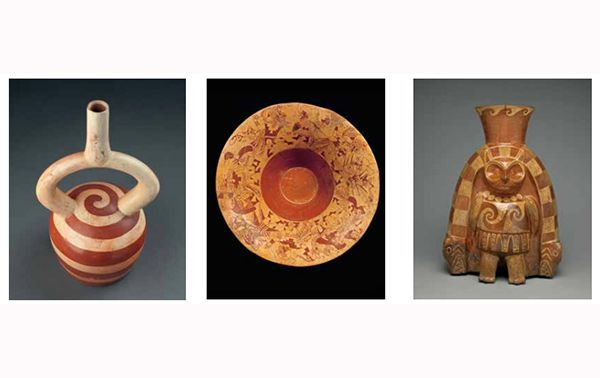 'Oro, mitos y rituales' arte Mochina del antiguo Perú en Barcelona