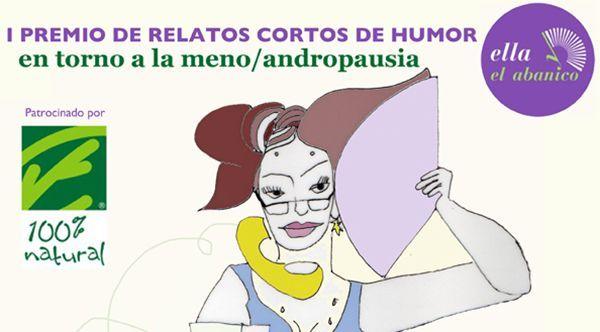 Premio de relatos cortos de humor sobre menopausia