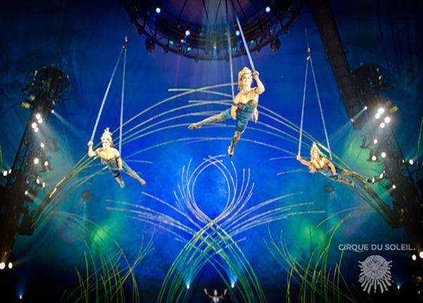 'Amaluna', el nuevo espectáculo del Circo del Sol se estrena en Madrid