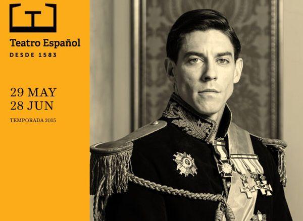 'El discurso del rey' en el Teatro Español de Madrid
