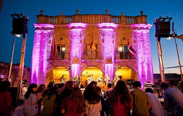 Festival Música entre Viñedos en la Rioja Alavesa