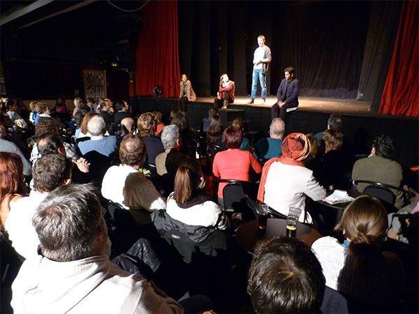 Teatro: 'Todos Contamos. Todos Actuamos' en cuatro ciudades españolas