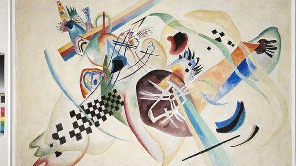 Exposición 'Kandinsky, una retrospectiva' en Madrid