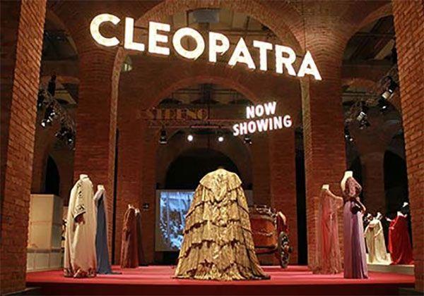 Madrid recibe a la reina 'Cleopatra y la fascinación de Egipto'