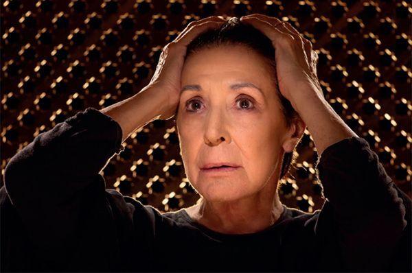 Concha Velasco está de gira con 'Reina Juana'