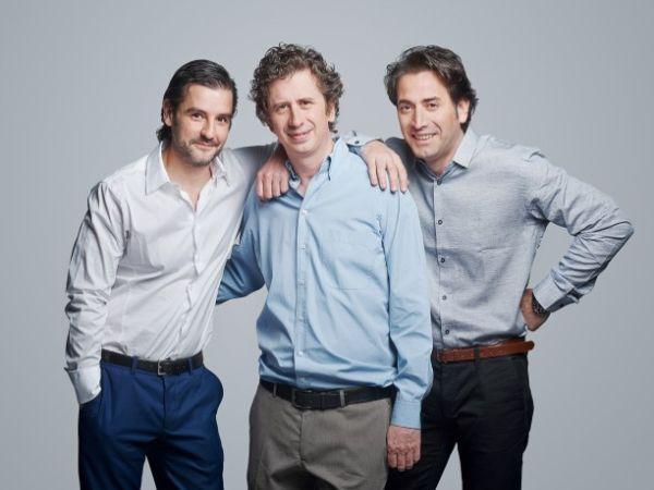'Nuestras mujeres', una comedia con Gabino Diego, Antonio Garrido y Antonio Hortelano