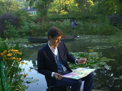 Un paseo por los jardines de Monet, Van Gogh o Matisse
