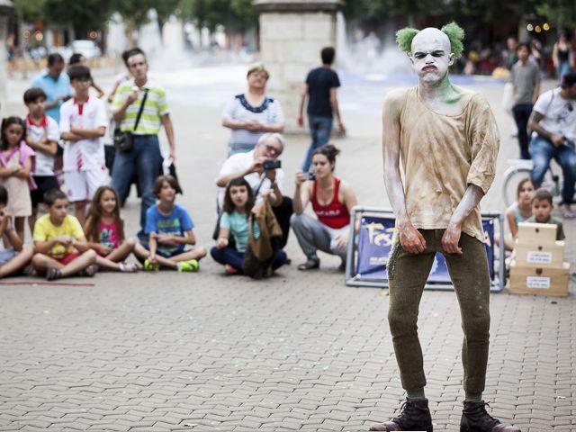 La gran 'Circada' de Sevilla vuelve a animar sus calles y teatros