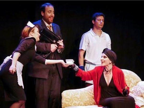Juego, humor y suspense en 'El extraño caso de la Marquesa de Vadillo'