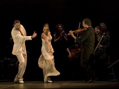 'Tiempo muerto' de Rafael Amargo en el Teatro La Latina