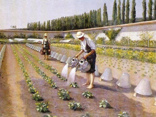 El Museo Thyssen inaugura la exposición 'Caillebotte, pintor y jardinero'
