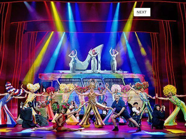 Comienza la gira por España del musical 'Priscilla, reina del desierto'