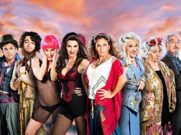 Lolita lidera 'La asamblea de las mujeres', de Juan Echanove