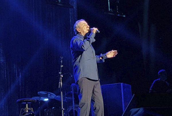 José Luis Perales retoma con 'Calma' su gira por España