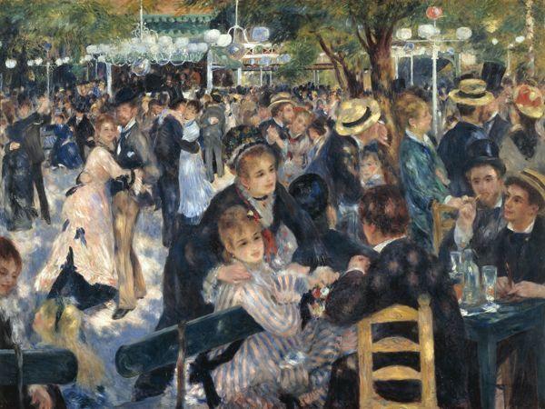 Las mujeres de Renoir, Van Gogh, Degas y Picasso
