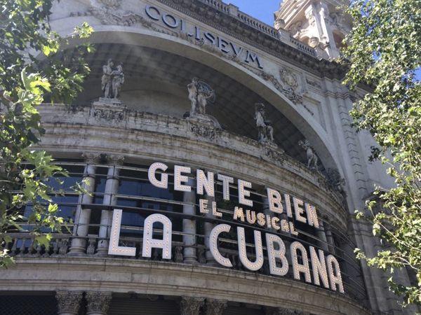 La compañía de teatro La Cubana presenta 'Gente Bien. El Musical'
