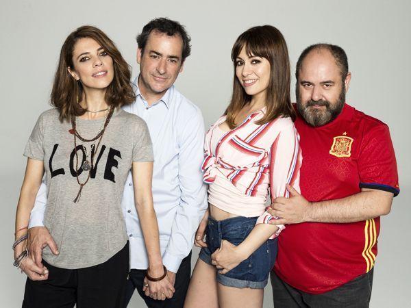 'Invencible', con Maribel Verdú, Jorge Bosch, Natalia Verbeke y Jorge Calvo