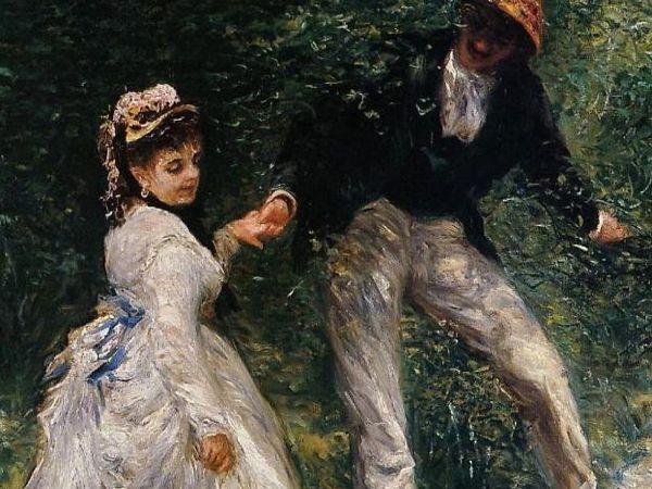Exposición 'Renoir. Intimidad', del Thyssen al Museo de Bellas Artes de Bilbao