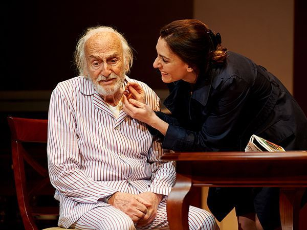 'El padre', una reflexión sobre el Alzheimer de la mano de Héctor Alterio