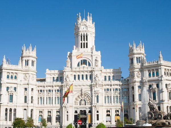 Visitas guiadas gratuitas al Madrid de Antonio Palacios