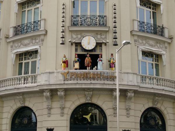 El secreto de la Plaza de las Cortes