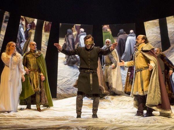 'Hamlet', en el Teatro Fígaro de Madrid