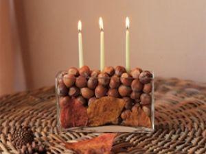 Ideas navideñas para decorar tu mesa