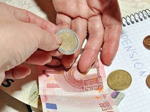 Cuantías mínimas y máximas de las pensiones de jubilación