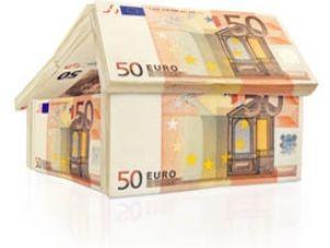 La vivienda, convertida en pensión
